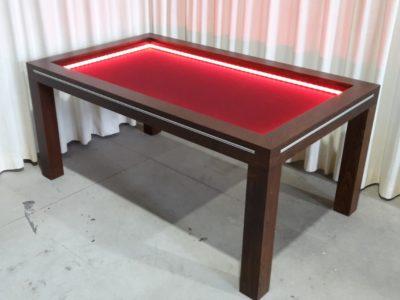 bordspeltafel volledig geopend