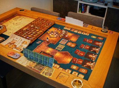 Speeltafel Enschede in gebruik.