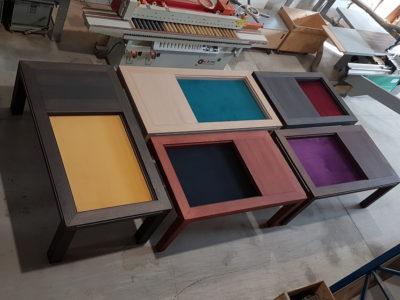 5 Mooie bordspeltafels.