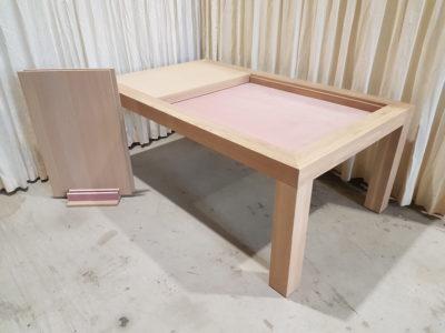 Spieltisch.