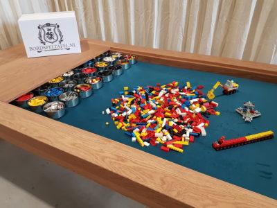 Legotafel.